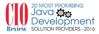 20 Most Promising Java Development Solution Providers - 2016